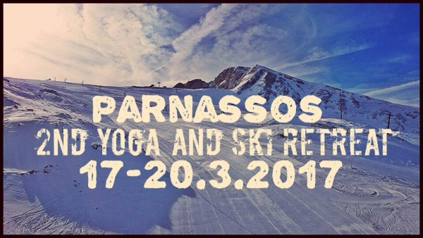 Truelife Sports, 2nd Ski and Yoga retreat, Χ.Κ.Παρνασσού, 17-20 Μαρ 2017